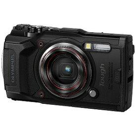 オリンパス TG−6 コンパクトデジタルカメラ Tough(タフ) ブラック [防水+防塵+耐衝撃] TG6BLK