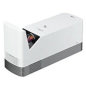 LGエレクトロニクス ホームプロジェクター 超短焦点モデル HF85LS ホワイト