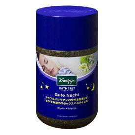 クナイプジャパン クナイプ バスソルト グーテナハト ホップ&バレリアンの香り 850g クナイプGN850G(850
