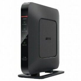 バッファロー wifiルーター 866+300Mbps [ac/n/a/g/b] WSR−1166DHP4−BK ブラック