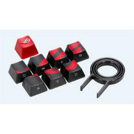 ASUS メタリックROGロゴ付きメタリックキーキャップ AC02 ROG GAMING KEYCAP SET