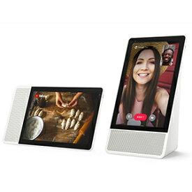 LENOVO Googleアシスタント搭載 Lenovo Smart Display M10 ZA4T0001JP
