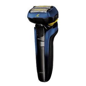 パナソニック Panasonic リニアシェーバーラムダッシュ5枚刃 お風呂剃りタイプ[5枚刃/国内・海外対応] ES−CSV6S−A 青