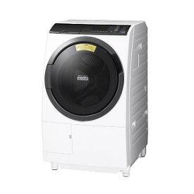 日立 ドラム式洗濯乾燥機 BD−SG100EL−W ホワイト(標準設置無料)
