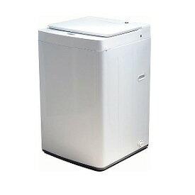 ツインバード 全自動洗濯機[洗濯7.0kg/快速モード/送風乾燥付き] WM−EC70(W)(標準設置無料)