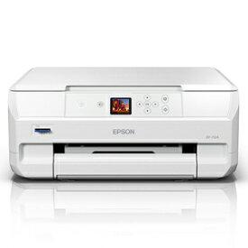 エプソン EPSON インクジェット複合機「Colorio(カラリオ)」[L判〜A4対応/USB2.0/無線LAN] EP−712A ホワイト