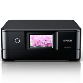 エプソン EPSON インクジェット複合機「Colorio(カラリオ)」[カード・名刺〜A4対応/USB2.0/無線・有線LAN] EP−882AB ブラック