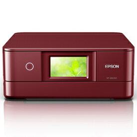 エプソン EPSON インクジェット複合機「Colorio(カラリオ)」[カード・名刺〜A4対応/USB2.0/無線・有線LAN] EP−882AR レッド