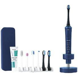 パナソニック Panasonic 電動歯ブラシ 音波振動ハブラシ 「ドルツ」 EW−CDP53−A 青
