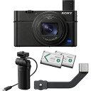ソニー SONY コンパクトデジタルカメラ Cyber−shot(サイバーショット) シューティンググリップキット DSC−RX…
