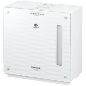 パナソニック Panasonic ナノイー付き加湿器[気化式・木造和室12畳まで/プレハブ洋室19畳まで] FE−KXS07−W ミスティホワイト