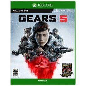 マイクロソフト XBOXoneゲームソフト Gears 5 通常版