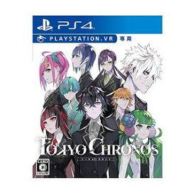 コナミデジタルエンタテインメント PS4ゲームソフト TOKYO CHRONOS(トーキョークロノス)