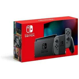 任天堂 SWITCH本体 Nintendo Switch Joy−Con(L)/(R) グレー [2019年8月モデル]