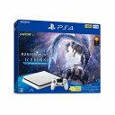 """ソニー PlayStation4 """"モンスターハンターワールド:アイスボーン マスターエディション"""" Starter Pack White"""