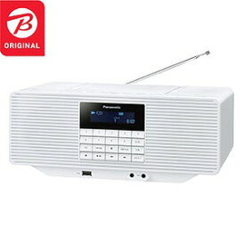 パナソニック Panasonic CDラジオ RX−D70BTSB−W
