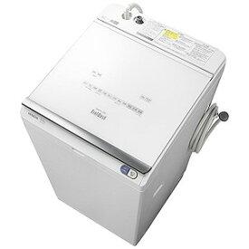 日立 HITACHI 縦型洗濯乾燥機 BW−DX120E−W ホワイト(標準設置無料)