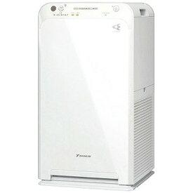ダイキン DAIKIN 空気清浄機 ストリーマ空気清浄機 ホワイト [適用畳数:25畳 /PM2.5対応] MC55W−W ホワイト