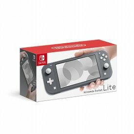 任天堂 Nintendo SWITCH本体 Nintendo Switch Lite HDH−S−GAZAA グレー