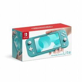 任天堂 Nintendo SWITCH本体 Nintendo Switch Lite HDH−S−BAZAA ターコイズ