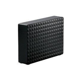 エレコム ELECOM 外付ケハードディスク USB3.1対応 4TB Seagate New Expansion MYシリーズ SGD−MY040UBK ブラック