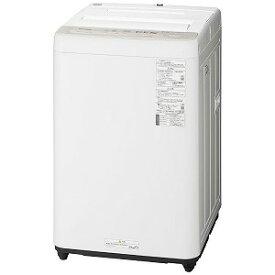 パナソニック Panasonic 全自動洗濯機 [5kg]NA−F50B13−N シャンパン(標準設置無料)
