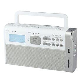 東芝 TOSHIBA 東芝 録音ラジオ(SD/USB) TY−RHR1(W)