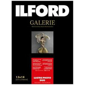 イルフォードギャラリーラスターフォトデュオ 330g/m2 (127x178・50枚)ILFORD GALERIE Lustre Photo Duo 433270