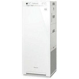 ダイキン DAIKIN 加湿空気清浄機 MCK55WBK−W ホワイト