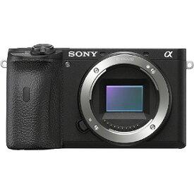 ソニー SONY ミラーレス一眼カメラ α6600 [ボディ単体] ILCE−6600 ブラック