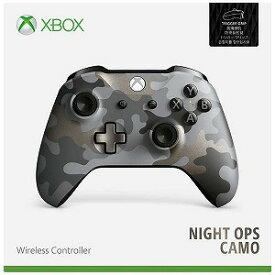 マイクロソフト Microsoft Xbox ワイヤレス コントローラー (ナイト オプス カモ) WL3−00160