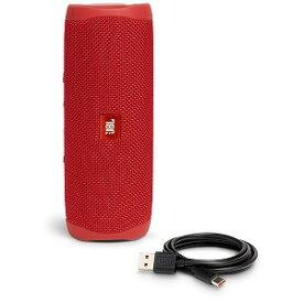 JBL Bluetoothスピーカー JBLFLIP5RED レッド