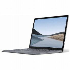 マイクロソフト Microsoft ノートパソコン Surface Laptop 3(サーフェス ラップトップ3) [13.5型 /intel Core i5 /SSD:128GB /メモリ:8GB] VGY−00018 プラチナ