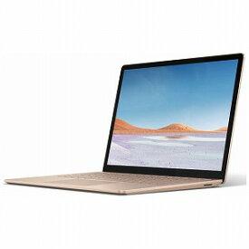 マイクロソフト Microsoft ノートパソコン Surface Laptop 3(サーフェス ラップトップ3) [13.5型 /intel Core i5 /SSD:256GB /メモリ:8GB] V4C−00081 サンドストーン