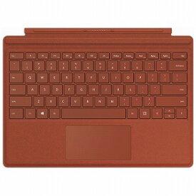 マイクロソフト Microsoft 【純正】Surface Pro タイプ カバー FFP−00119 ポピーレッド