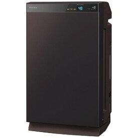 ダイキン DAIKIN 除加湿空気清浄機 うるるとさらら空気清浄機 ビターブラウン [適用畳数:31畳 /最大適用畳数(加湿):18畳 /PM2.5対応] MCZ70WBK−T