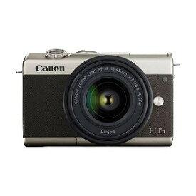 キヤノン CANON 【数量限定】EOS M200 ミラーレス一眼カメラ リミテッドゴールドキット [ズームレンズ]EOSM200LIMITEDGOLDKI