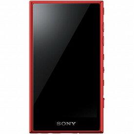 ソニー SONY ハイレゾウォークマン A100シリーズ [16GB/イヤホン無し] NW−A105 R レッド