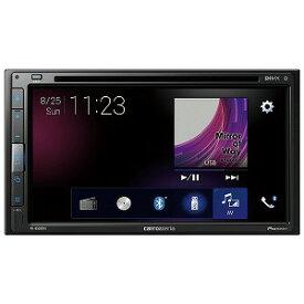 パイオニア PIONEER カロッツェリア(パイオニア) カーオーディオ 2DIN CD/DVD/USB/Bluetooth FH−6500DVD