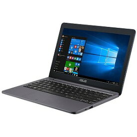 ASUS エイスース 11.6型ノートPC[11.6型/intel Celeron/eMMC:64GB/メモリ:4GB] E203MA−4000G2 スターグレー