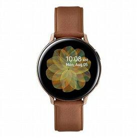 サムスン サムスン ウェアラブル端末 Galaxy Watch Active2 44mm ゴールド(ステンレス) SM−R820NSDAXJP
