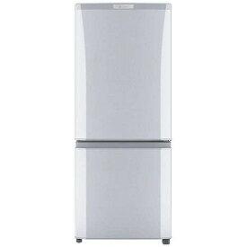 三菱 MITSUBISHI 2ドア冷蔵庫[146L/右開きタイプ] Pシリーズ MR−P15E−S(標準設置無料)