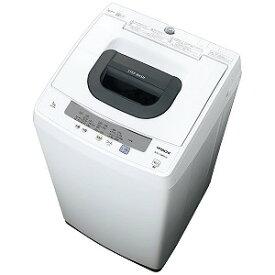 日立 HITACHI 全自動洗濯機 [洗濯5.0kg /上開き] NW−50E−W ピュアホワイト(標準設置無料)