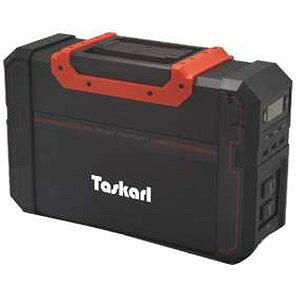 新東京物産 大容量ポータブル電源 TPD−S450 レッド/ブラック