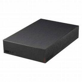 バッファロー 外付けHDD(テレビ・レコーダー使用可) [据え置き型/4TB] HD−LE4U3−BA ブラック