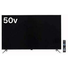 ドウシシャ 50V型4K対応液晶テレビ ORION[4Kチューナー内蔵] OL50XD100(標準設置無料)