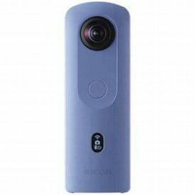 リコー RICOH RICOH デジタルカメラ THETA SC2(シータ) ブルー[4K対応]