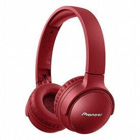 パイオニア PIONEER 「Bluetoothヘッドホン」 パイオニア レッド SE−S6BN(R)