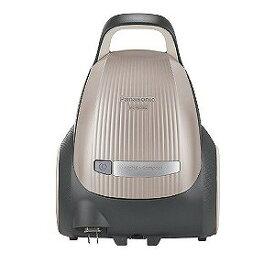 パナソニック Panasonic 【自走式ブラシ搭載】 紙パック式掃除機 「PKシリーズ」 パナソニック シャンパンゴールド MC−PK21G−N