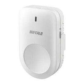 バッファロー AirStation connect 専用 無線LAN中継機 11ac/n/a/g/b 866+400Mbps ホワイト WEM−1266WP